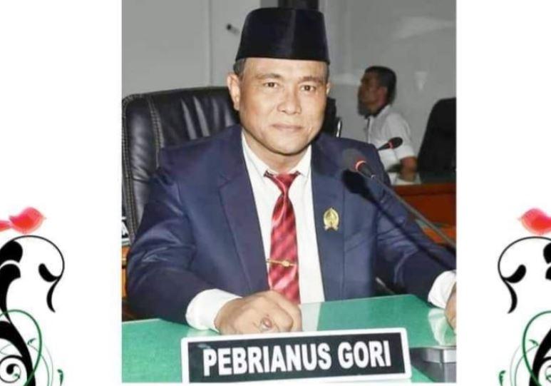 Febrianus Gori Meninggal Dunia, Pemerintah Kabupaten Nias Berduka