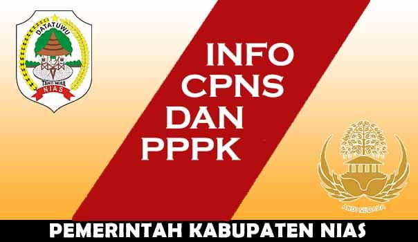 Jadwal dan Tata Tertib Pelaksanaan SKD CPNS Formasi Tahun 2021 Pemerintah Kabupaten Nias