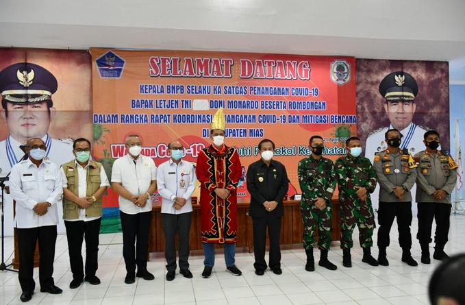 Kepala BNPB RI Letjen TNI Doni Monardo Himbau Masyarakat Pasang Kaleng-Kaleng